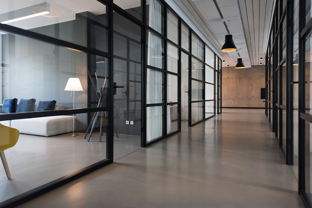 Offices that have been cleaned in Cambridge